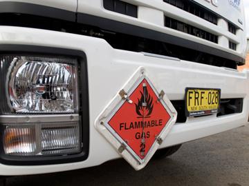 Flammable-Gas-Trucks